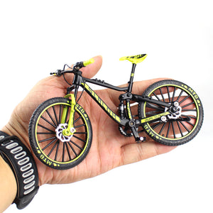 Mini Alloy Bicycle Model Collection, Mini Alloy Bicycle Model Collection, Falattar Store