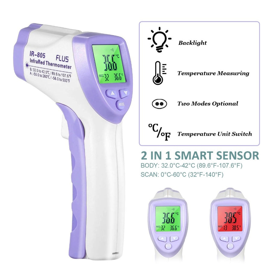Digital Infrared Temperature Gun, Digital Infrared Temperature Gun, Falattar Store