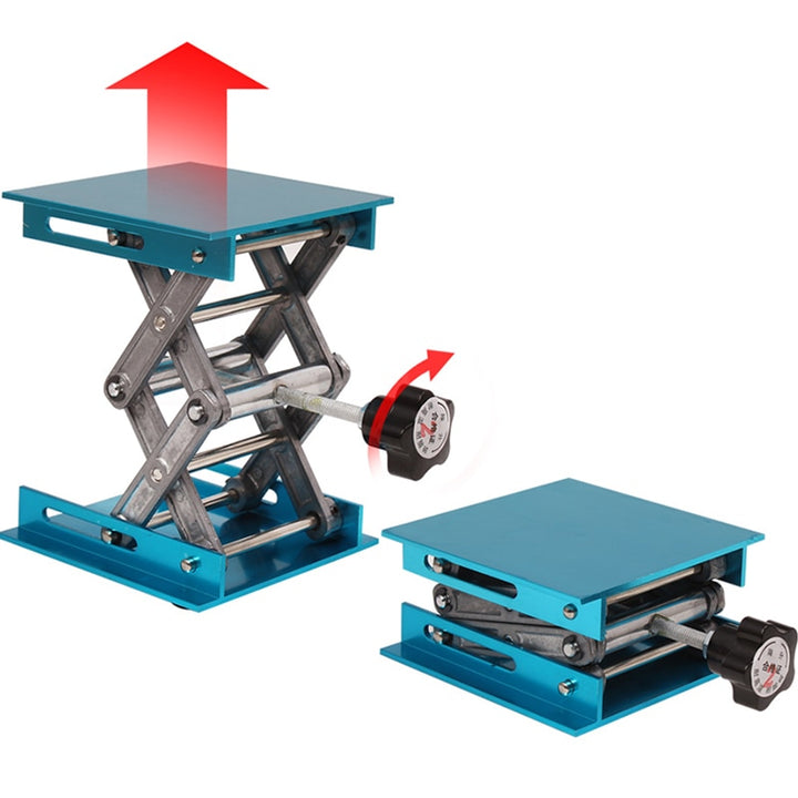 Router Lift Table