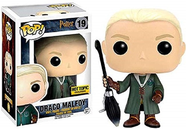 Funko POP NEW Draco Malfoy Harry Potter, Funko POP NEW Draco Malfoy Harri Potter, Falattar Store