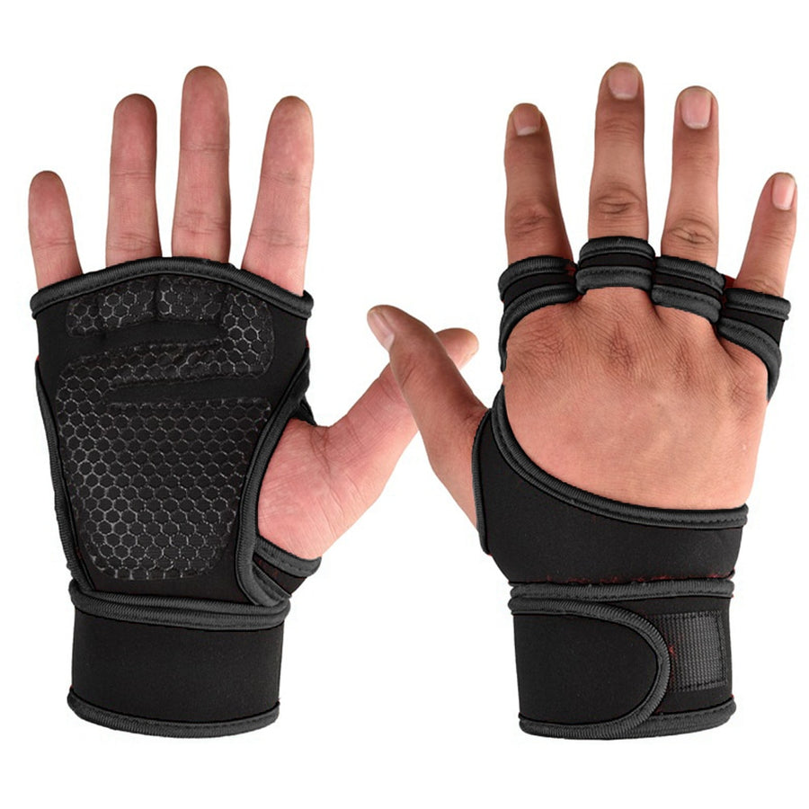 Weight Lifting Training Gloves