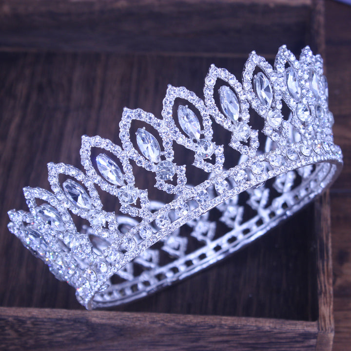 Crystal Queen Tiara Crown
