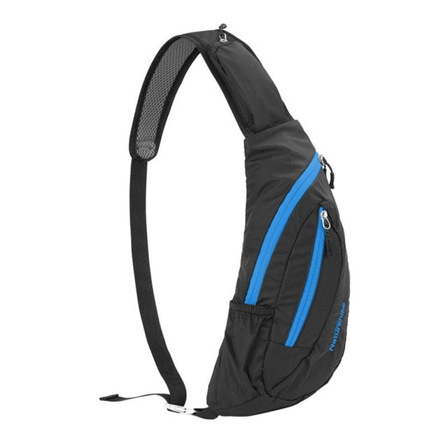 Outdoor Shoulder Large Capacity Chest Backpack