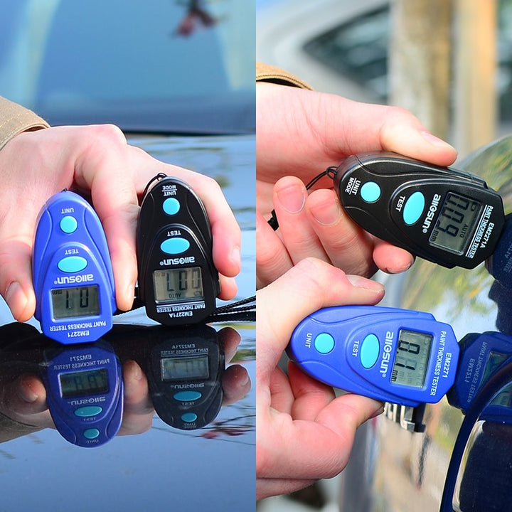 Car Paint Thickness Tester, Car Paint Thickness Tester, Falattar Store