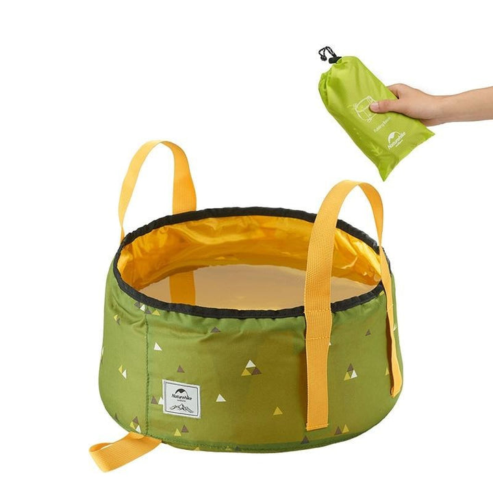 Portable Outdoor Folding Water Bucket, Portable Outdoor Folding Water Bucket, Falattar Store