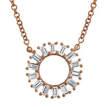 Load image into Gallery viewer, Diamond Shining Wheel Necklace