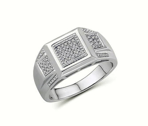 Diamond Classic Pave Ring