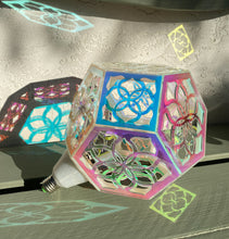 Load image into Gallery viewer, Lotus Dodecahedron || BulbGeoXL