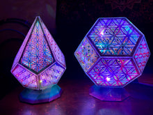 Load image into Gallery viewer, Prismatic Flower of Life || BulbGeoXL