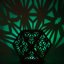 Load image into Gallery viewer, Sacred Cube || LampGeo || Rechargeable Portable Shadow Lamp