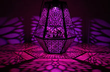 Load image into Gallery viewer, Divinity Lamp || PlantGeo || Geometric LED Terrarium