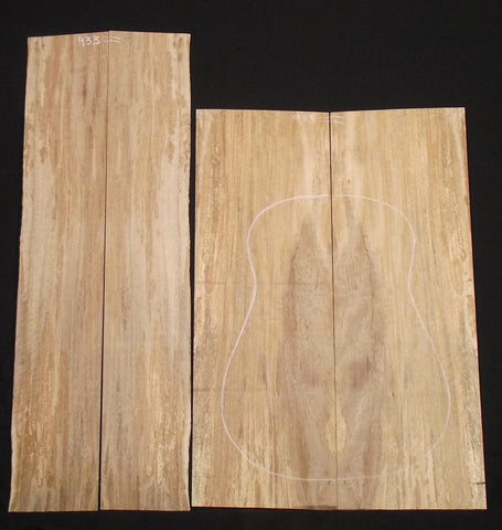 Jumbo Spalted Mango Set #933