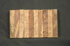Curly Spalted Hawaiian Ironwood Koa Pen Blanks
