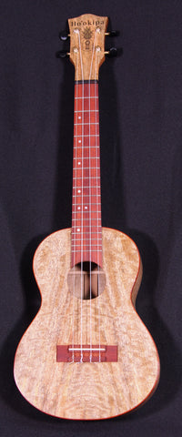 Ho'okipa Mango Tenor Ukulele with top binding