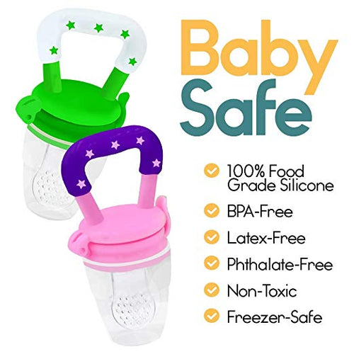 Baboo Baby Fresh Food Pacifier