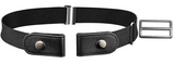 Freedom Buckle-Free Adjustable Belt w/ FREE Clasp