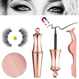 UNIQ Magnetic Eyeliner and Eyelashes Kit
