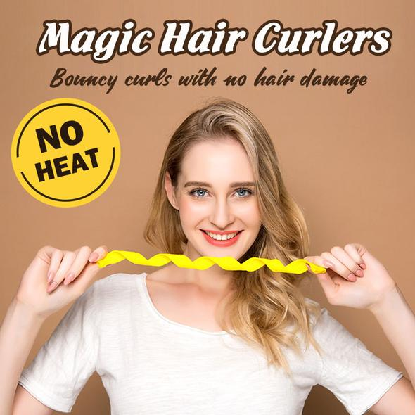 No Heat Magic Hair Curlers(18pcs)