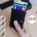 SAFE RFID Blocking Business Wallet