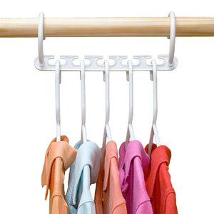 Master Hanger -The Instant Closet Saver (Buy 1 Get 1)