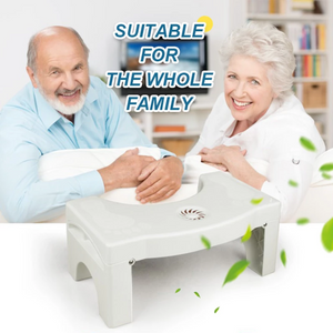 Colon-Care Toilet Stool
