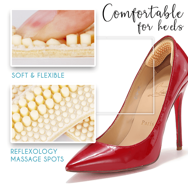 DIAMOND Anti-blister Heel Cushions (BUY 1 GET 1)