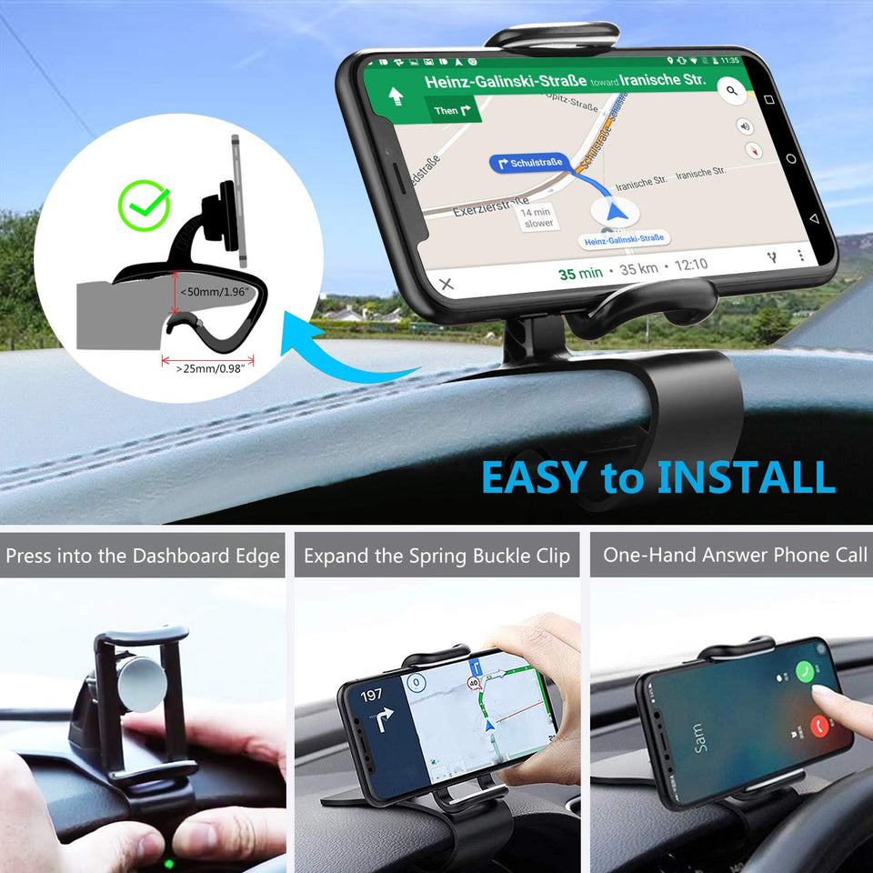 TWIST Car Phone Mount