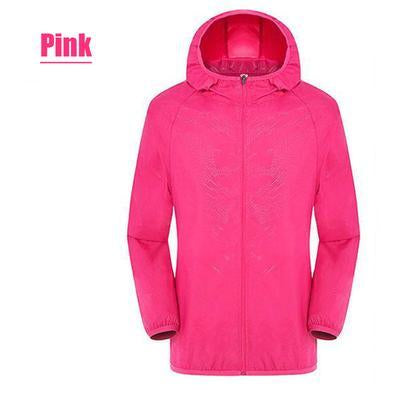 FLY Ultra Light Windbreaker Waterproof Jacket