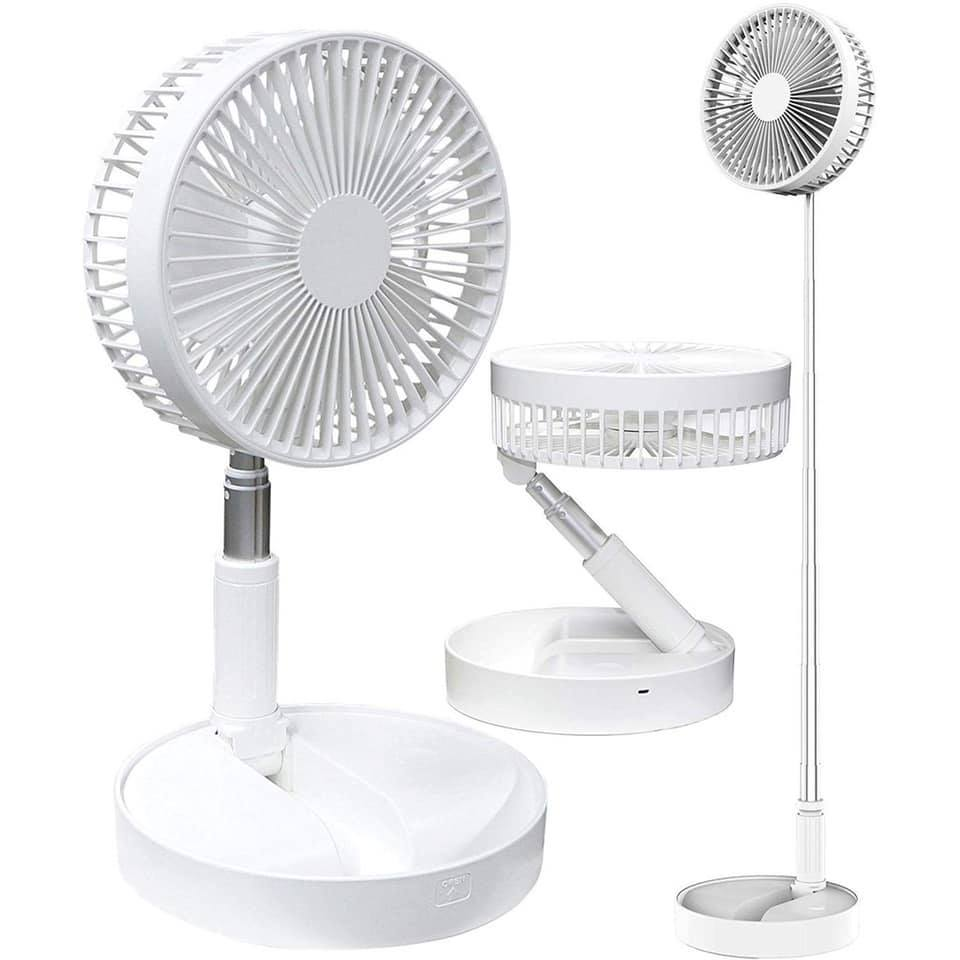 RECHARGEABLE FOLDABLE FAN