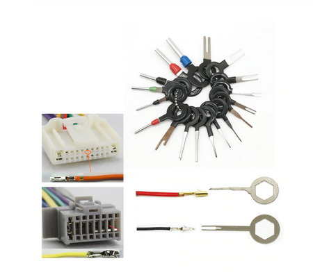 Car-Motor Terminal Kit (18pcs Set)