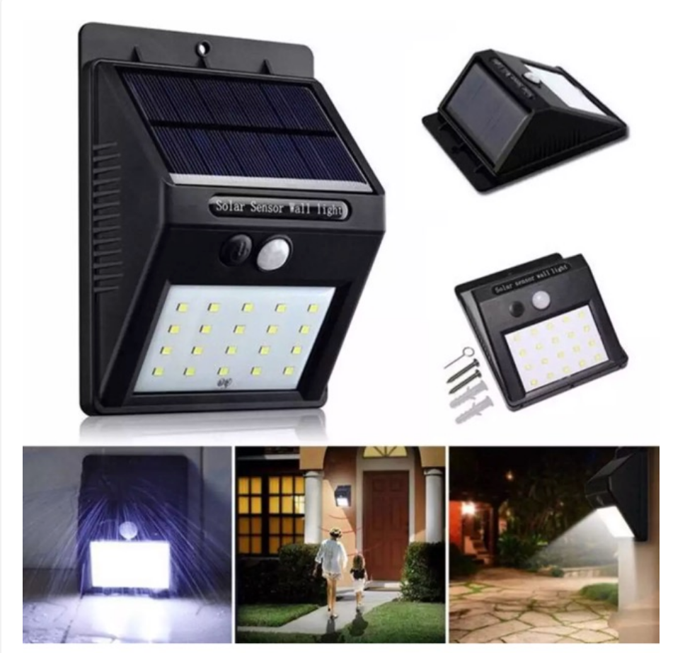 Pro Security Solar Sensor Light (BUY 1 TAKE 1)