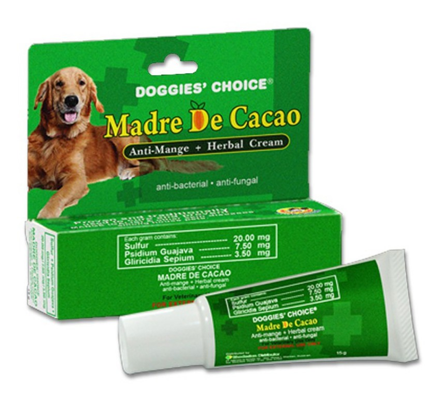 Dog's Madre De Cacao Cream 15g