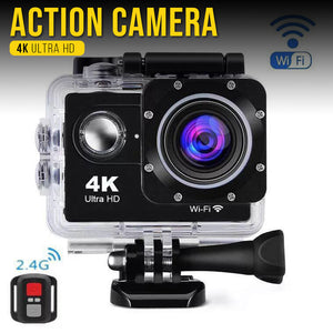 4K Ultra HD Action Camera