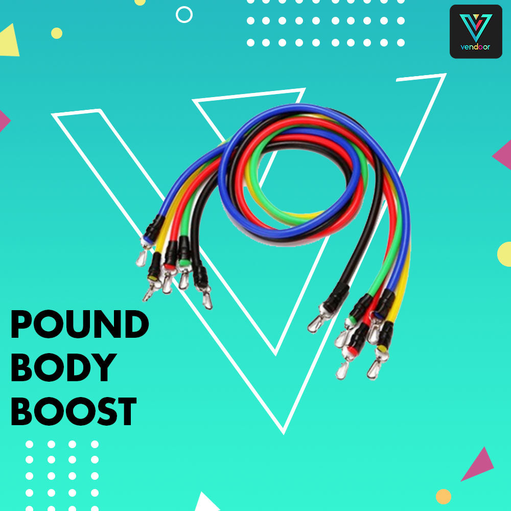 Pound Fitness Body Boost