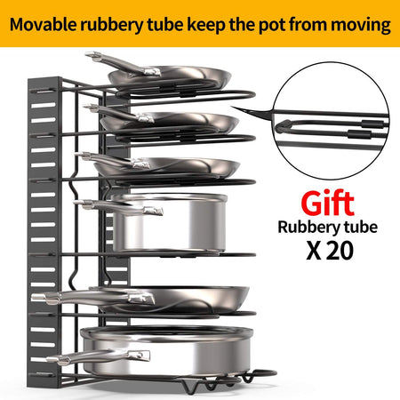 Modern Kitchen Rack
