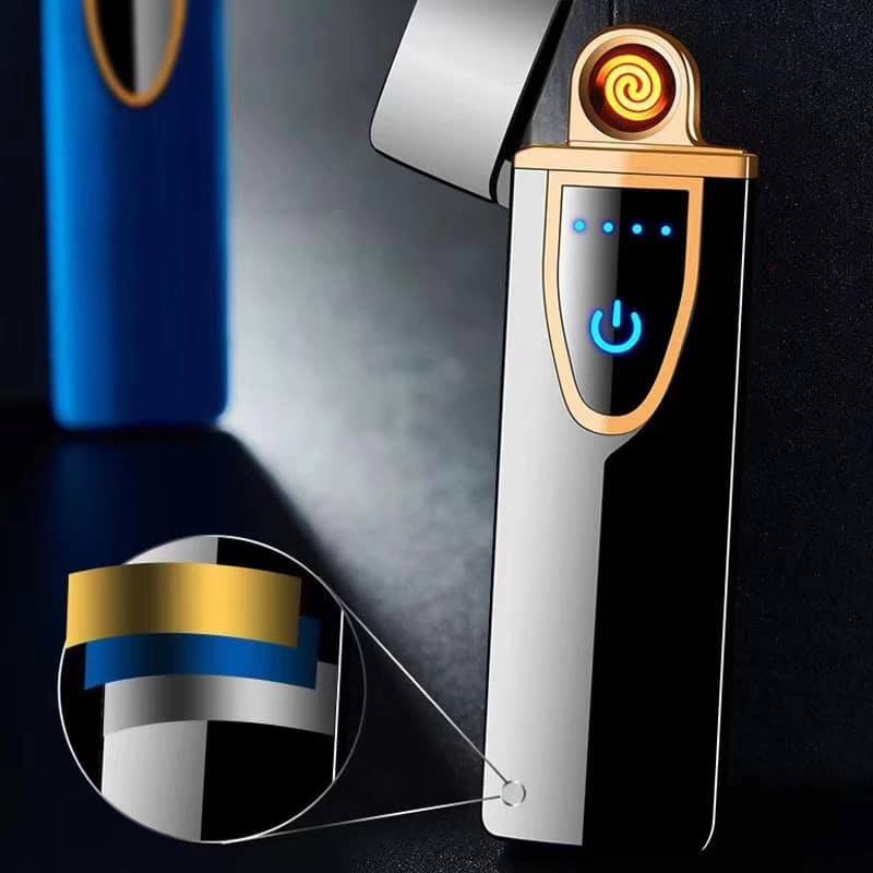 RECHARGEABLE METAL LIGHTER