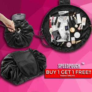 Speed Pouch Make Up and Toiletries Instant Travel Bag