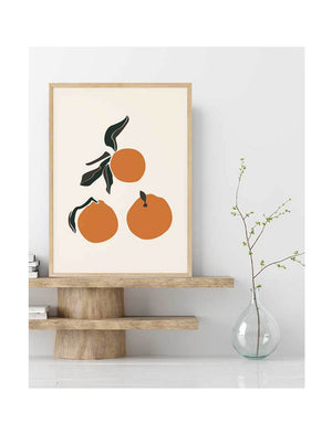 Abstract Oranges II