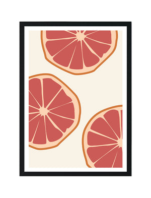 Abstract Oranges III