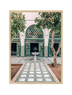 Moroccan Abode