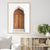 Ornate Wooden Moroccan Door