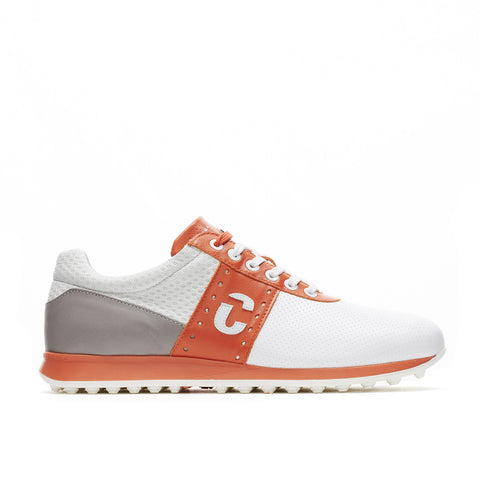 Duca Del Cosma Belair White Orange Light Grey