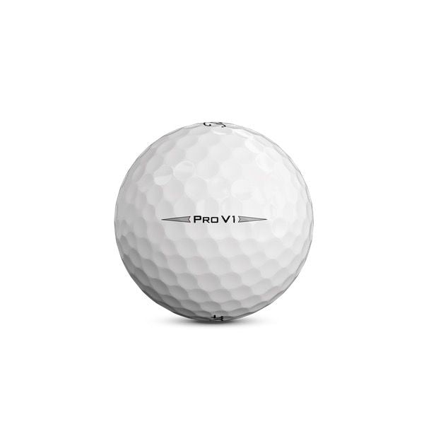 Titleist Pro V1 12 Ball Pack White