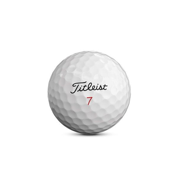 Titleist Pro V1x 12 Ball Pack White