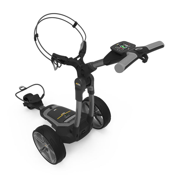 Powakaddy 2020 FX7 GPS 18 Hole Gun Metal