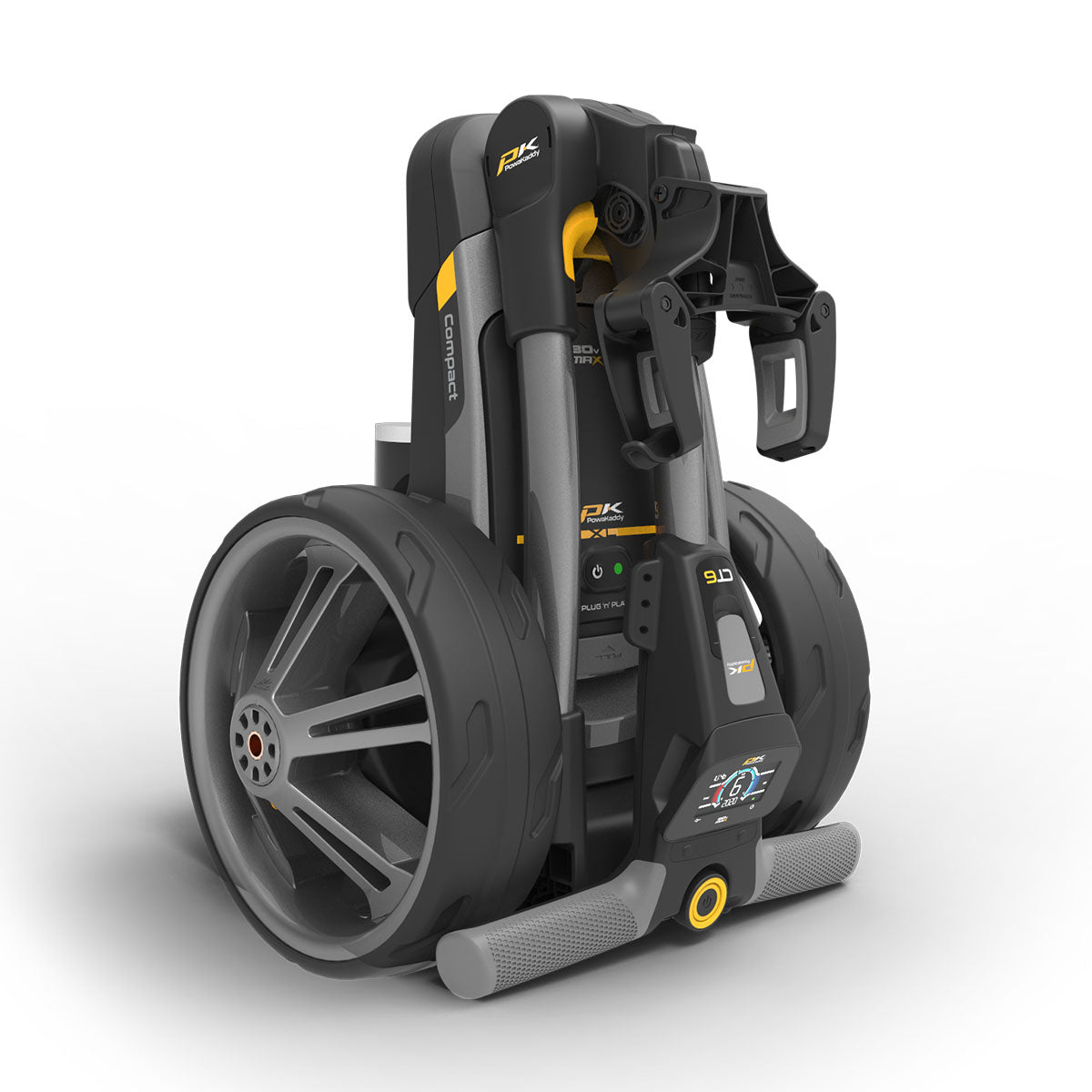 Powakaddy 2020 CT6 18 Hole Gun Metal