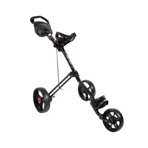 Masters 5 Series 3 Wheel Trolley (Black)