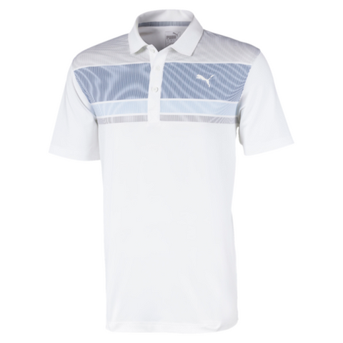Puma ROAD MAP Polo Blue/White
