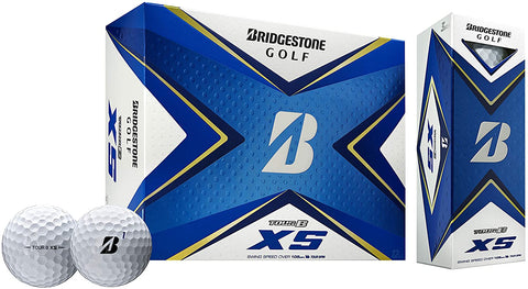 Bridgestone 2020 Tour B XS Golf Balls - Dozen