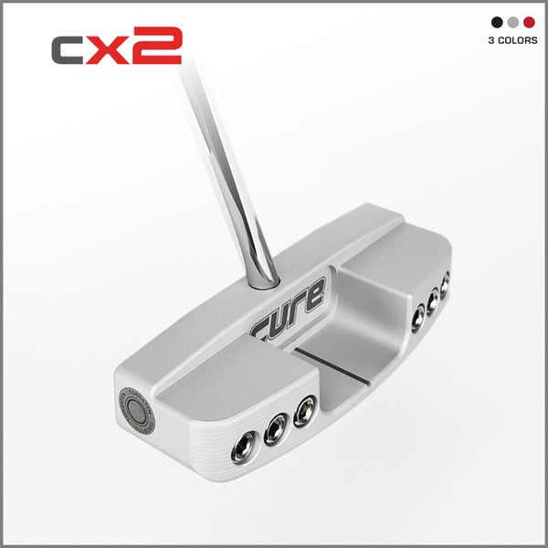 Cure Classic CX2 Heel Shaft Putter